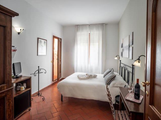 Camera doppia @AnticaPostaB&B Firenze