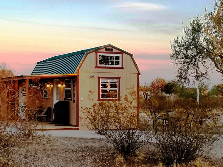 Arroyo Vista Cabin ~ Brand New {Private Retreat}