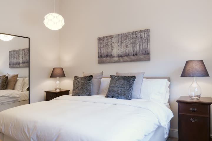 Boutique 'Superior' rooms in the Surrey Hills