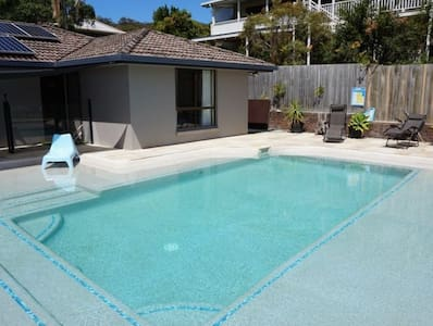 Resort living in Rainbow Beach. Pet friendly. - Rainbow Beach - Talo