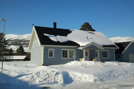 Hus nær sentrum - Oppdal