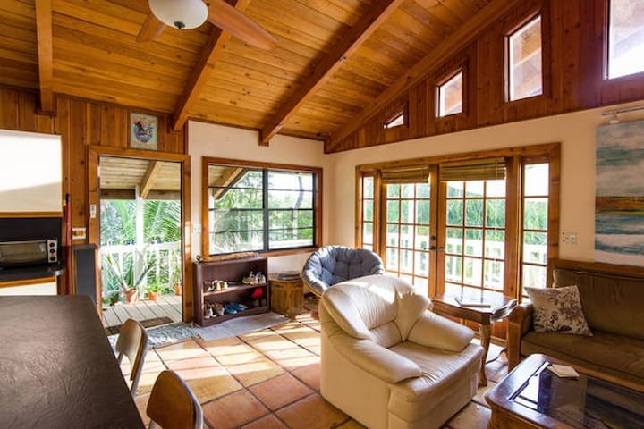 Warm & Comfortable Treetop Bungalow