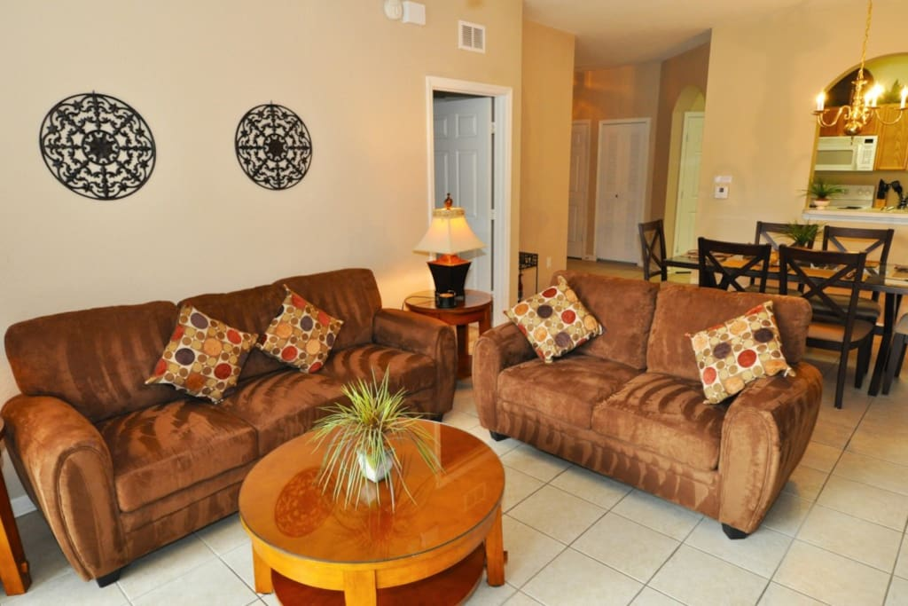 Couch, Furniture, Indoors, Room, Light Fixture