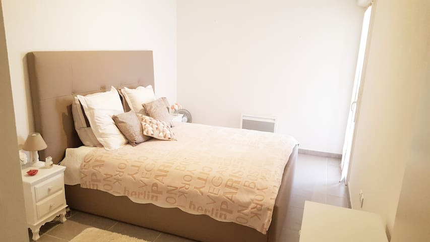 Bel appartement tout confort avec situation idéale - Béziers - Huoneisto