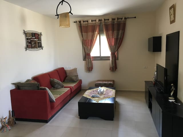 2 bedrooms, perfect location, Ramallah/Palestine