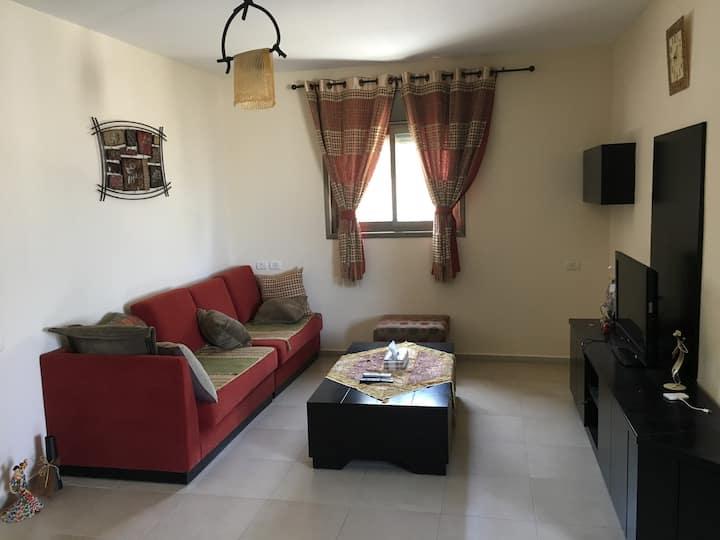 2 bedrooms, perfect location, Ramallah/Palestine