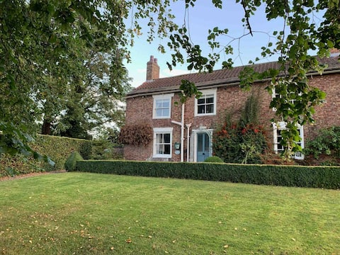 Matchbox Cottage Grade II listed building -Ripon