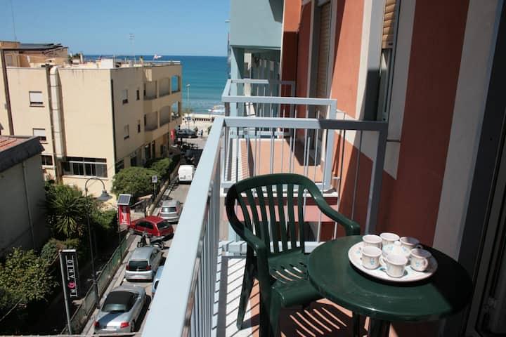 Casa Floridea close to the beach