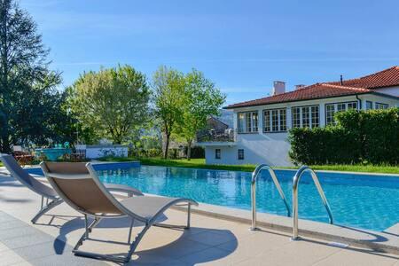 Luxury countryside villa - Bravães