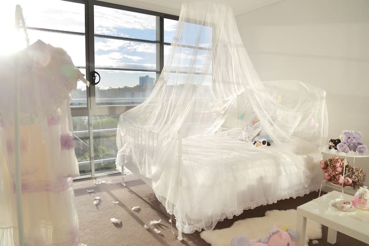 Gorgeous Single Bedroom, Centre of Western Sydney - Parramatta - Leilighet
