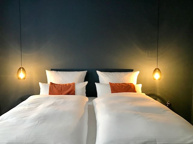 The Apartment No4 - boutique hotel style - Rendsburg