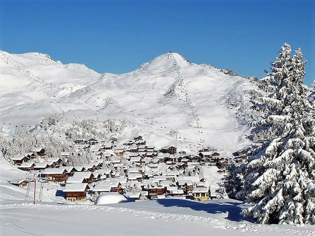 Studio in the middle of the Swiss Alps - Riederalp - Apartment
