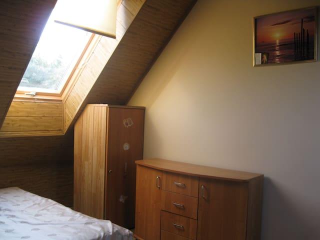 Sypialnia piętro