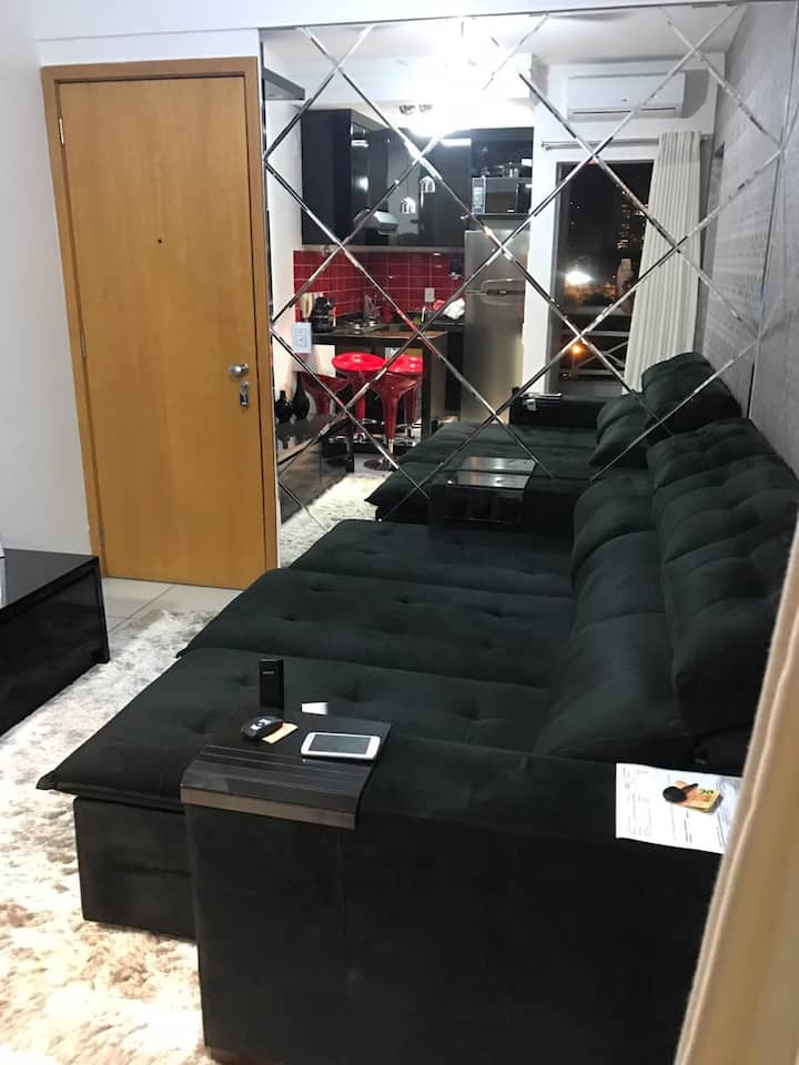 New and Modern Apartment in Goiânia City