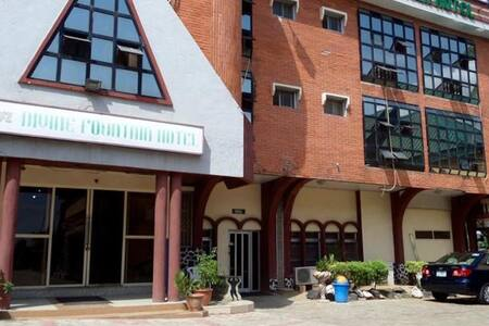 Divine Fountain Hotel (Ajao) - Single Room