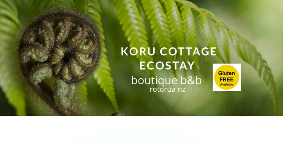 Koru Cottage B&B - Rotorua - Rotorua - Bed & Breakfast