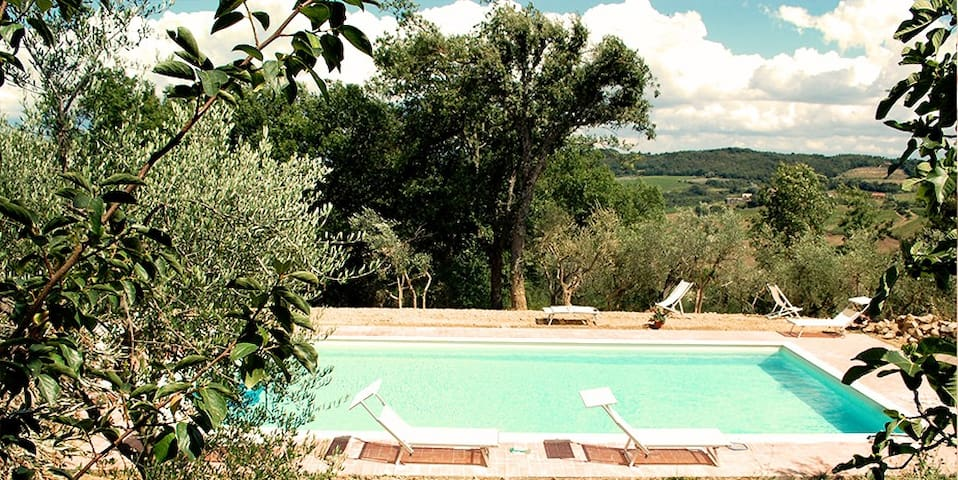 Romantic stay in Montepulciano - Depandance - Montepulciano - Apartment