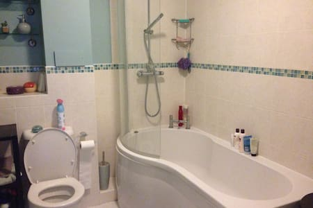 Private Bedroom near Canary Wharf in cosy flat - Appartement