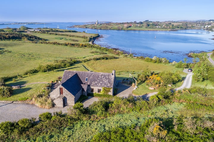 STUNNING SEAVIEWS Nr. SCHULL/BALLYDEHOB LUXURY HSE