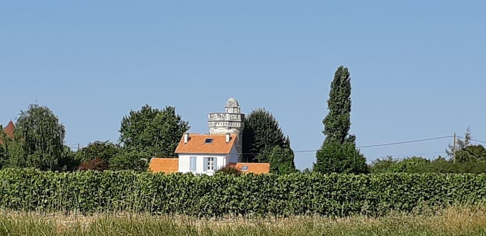 GITE de la Tour de Marielle