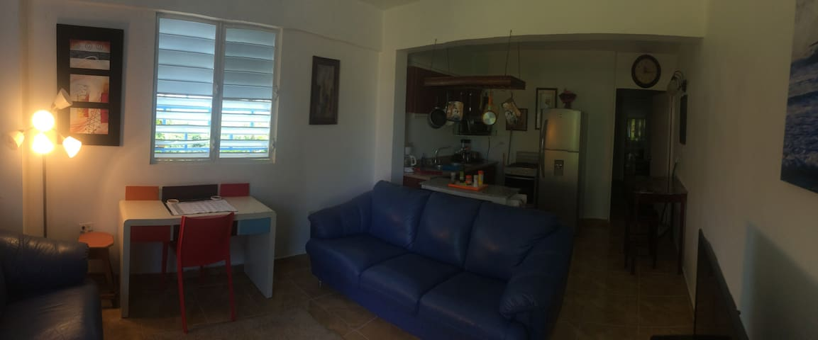 1 room country side