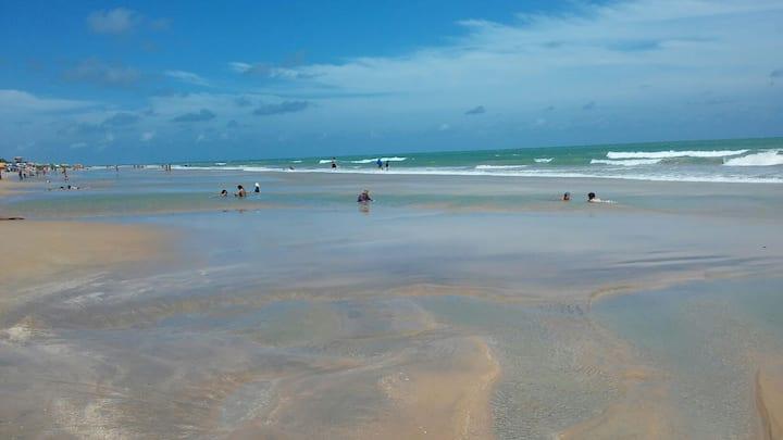 Beira mar Av Boa Viagem - local do  filme AQUARIUS