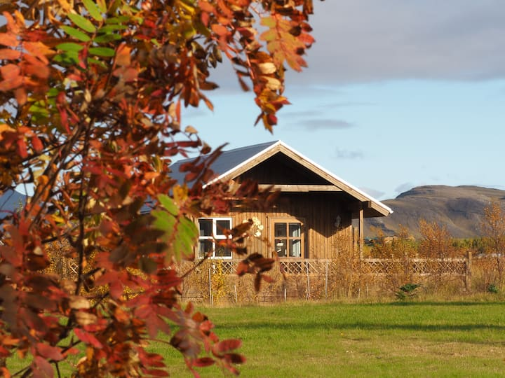 Cozy and comfortable cottage with panoramic view.