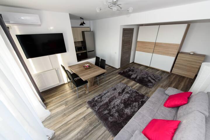 Cazare Premium Oradea | Upper View apartment