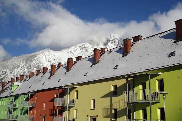 Modern Apartment in Eisenerz