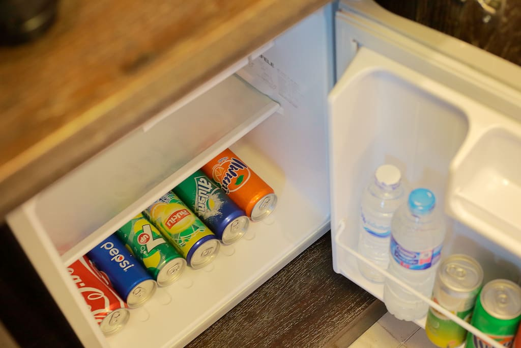 Mini Fridge in your room
