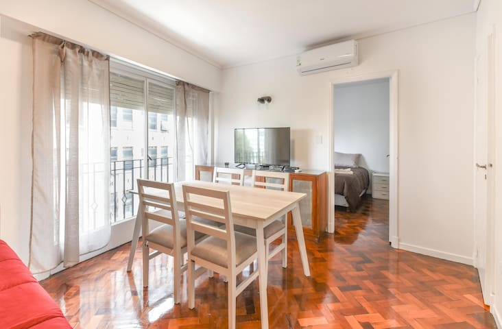 Excellent Location - Confort Bright Apart.  Bs As
