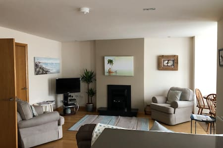 Cosy modern apartment in the centre of Portrush