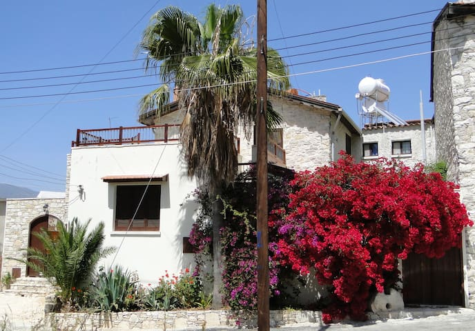 The Pano Apartment @ The Old Olive Mill Dhoros - Dhoros, Troodos - Wohnung