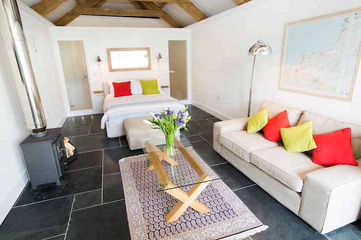 Boutique studio Rock/Polzeath - Saint Minver - Ev
