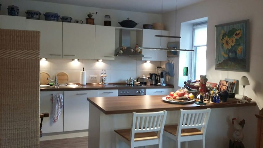 Komfortabel,hell,individuell - Lüneburg - Apartamento