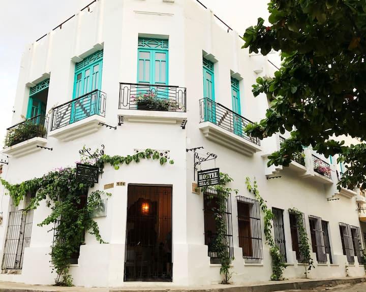 Habitación Privada 1 Centro Histórico Santa Marta
