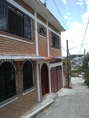 Casa Alejandra.