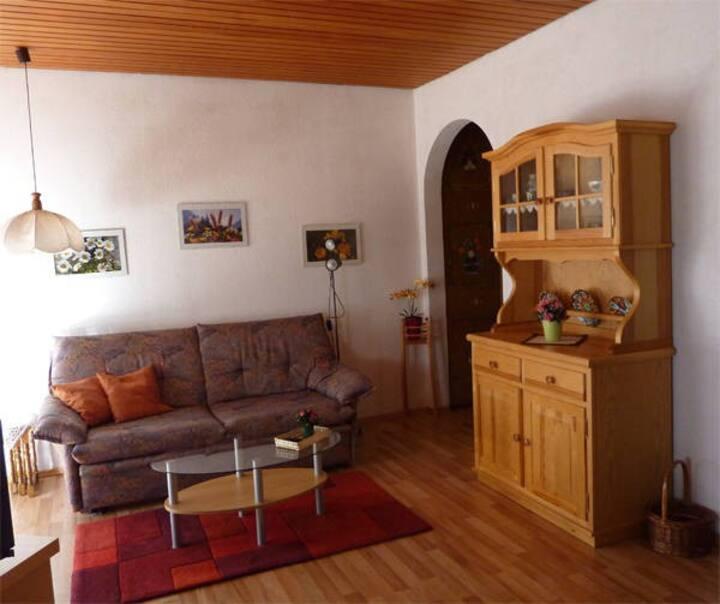 Ferienwohnung Dorothea Rozek, (Forbach), Ferienwohnung, 50qm, 1 Schlafzimmer für 1-2 Personen