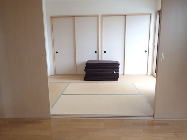 Clean bright Apt. Nagahama-city - Nagahama-shi - Byt