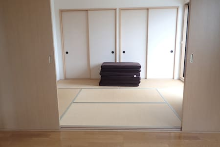 Clean bright Apt. Nagahama-city - Nagahama-shi - Квартира