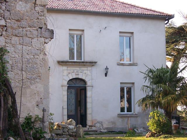 chambres d'hôtes à St Pierre de Clairac - Saint-Pierre-de-Clairac - Huis