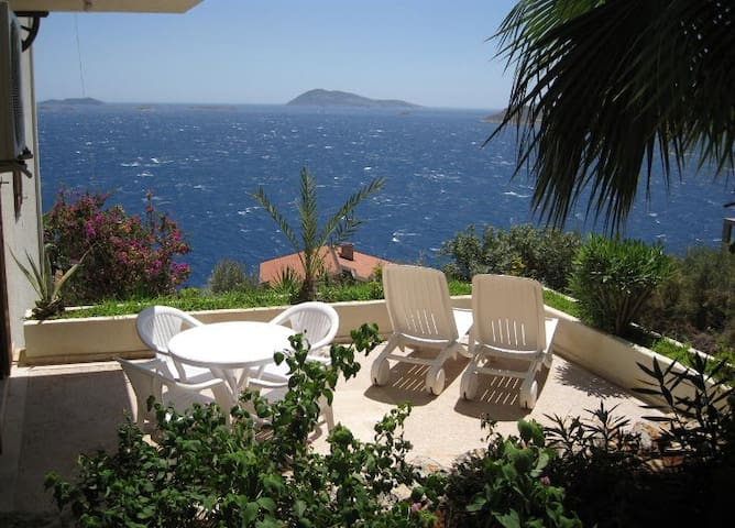 Peaceful Paradise in Kas Peninsula (Apartment A5)