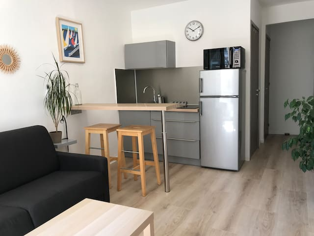 Toulon Vieille Ville : Studio Cosy
