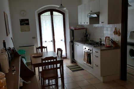 Grazioso appartamento nel ParcoNazionale d'Abruzzo - Villetta Barrea