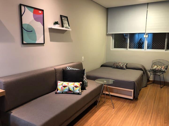Seu apartamento na Avenida Paulista, no 671