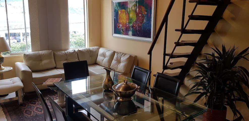Confortable apartamento esquinero en Bucaramanga