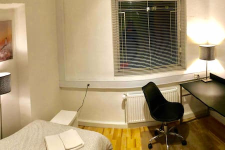 Guesthouse close to city center, free parking
