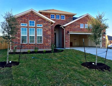 Cozy, Private room in a Brand, New Home - Hutto