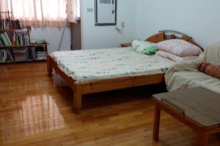 輕鬆小站 - Taichung - 小木屋