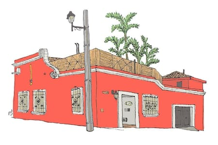 Casita Céntrica en Barrio Colonial
